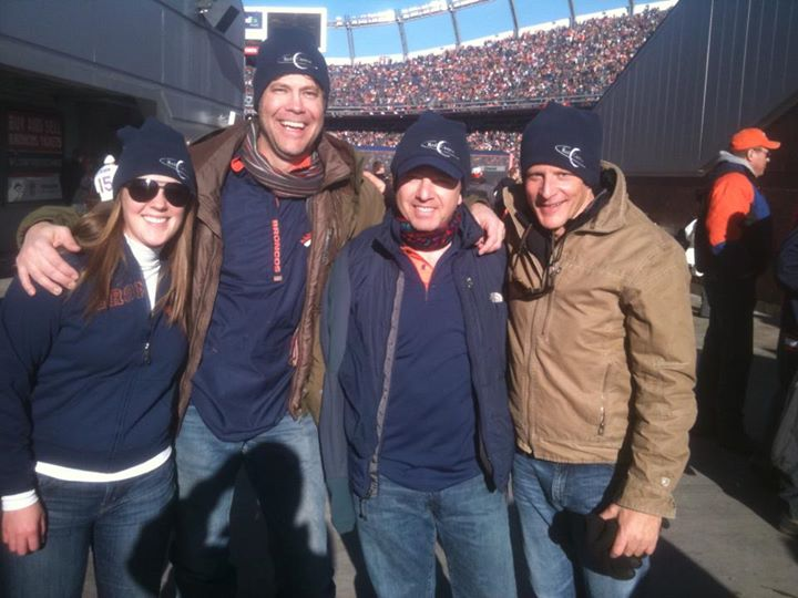 RC at Broncos Game